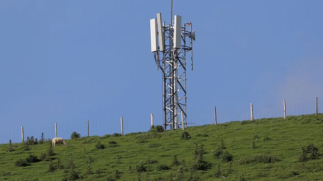 5G Mast for Newport Junction?