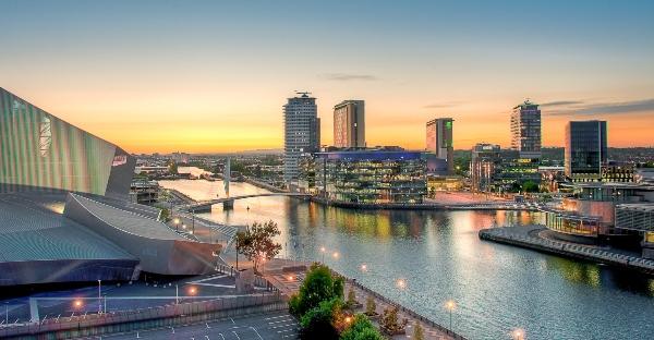 Greater Manchester City is TopFor Digital Tech