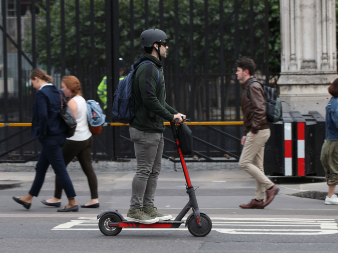 E-Scooter Trial in Birmingham