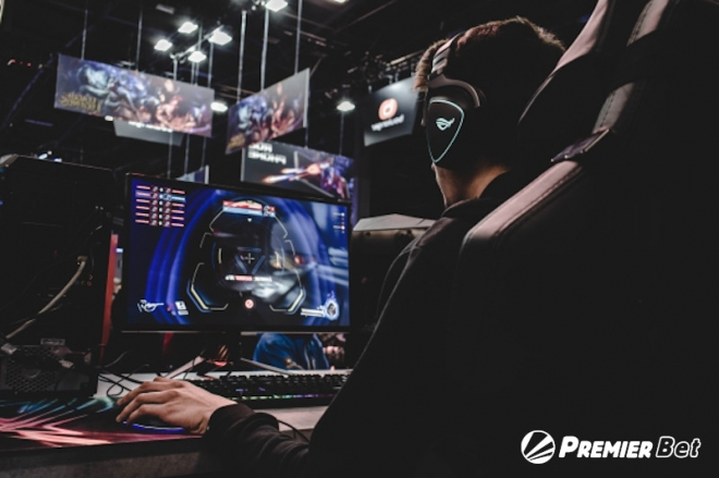 E-Sports betting takes over Premier Bet website