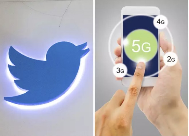 Twitter Helps Prevent 5G Disinformation