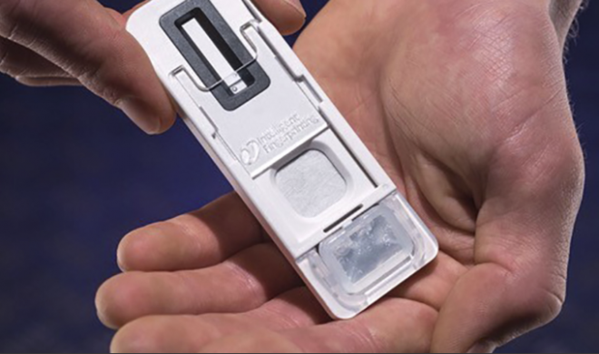 Coronavirus Fingerprint Testing