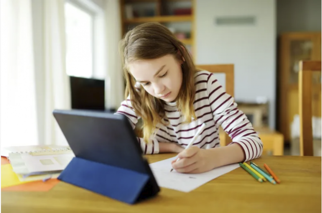 Scottish Borders Leading Way in Home Learning