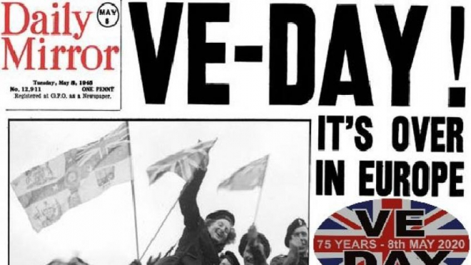Hampshire County Council Virtual VE Day Celebration