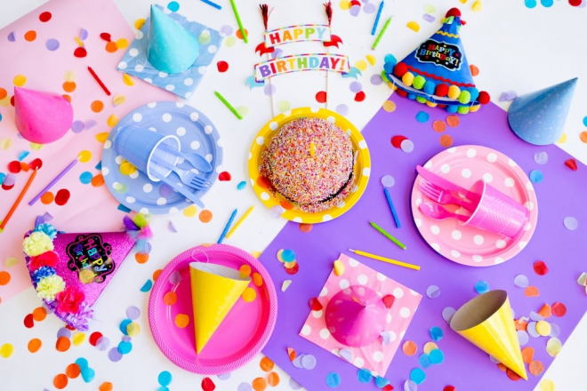 Checklist of Your Kid's First Birthday Party