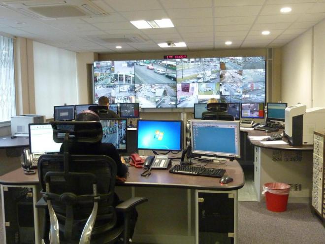 Slough CCTV in Top 100