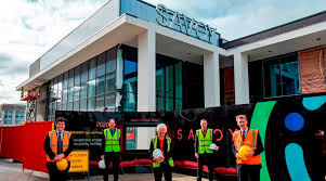 Doncaster's New Cinema Complex