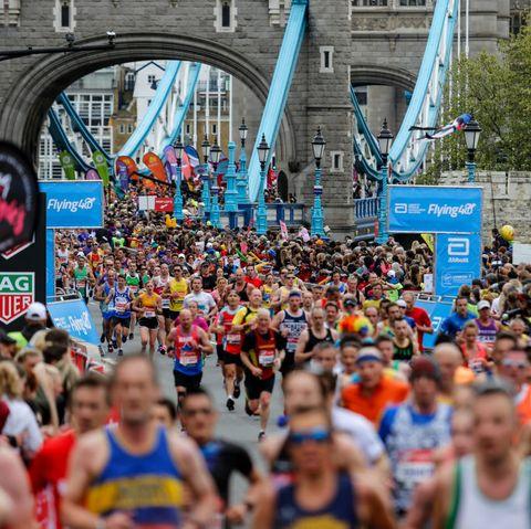 Run the London Marathon Virtually