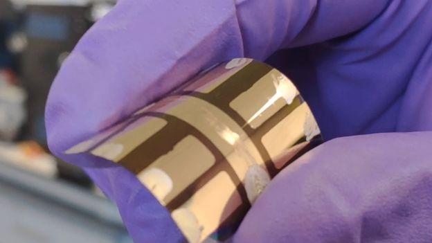 Solar Cell Tech