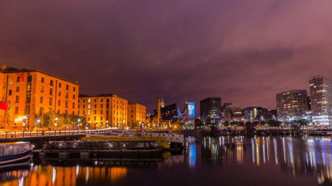 Liverpool Set to Become Most Digitally Connected UK Area