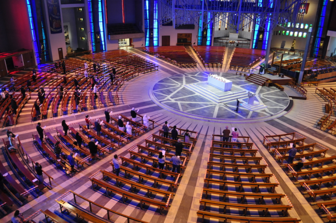 Liverpool Metropolitan Cathedral to Live Stream Mass