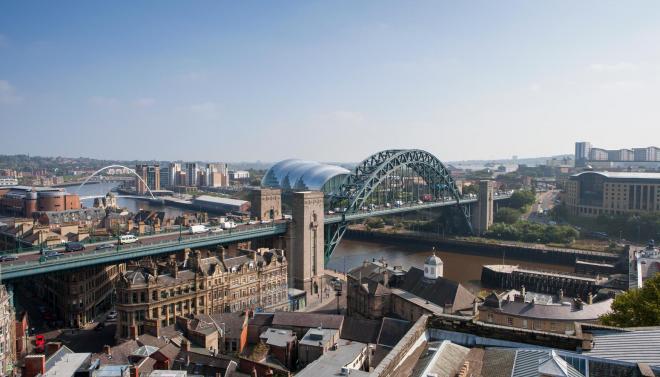 Newcastle Leading Smart City