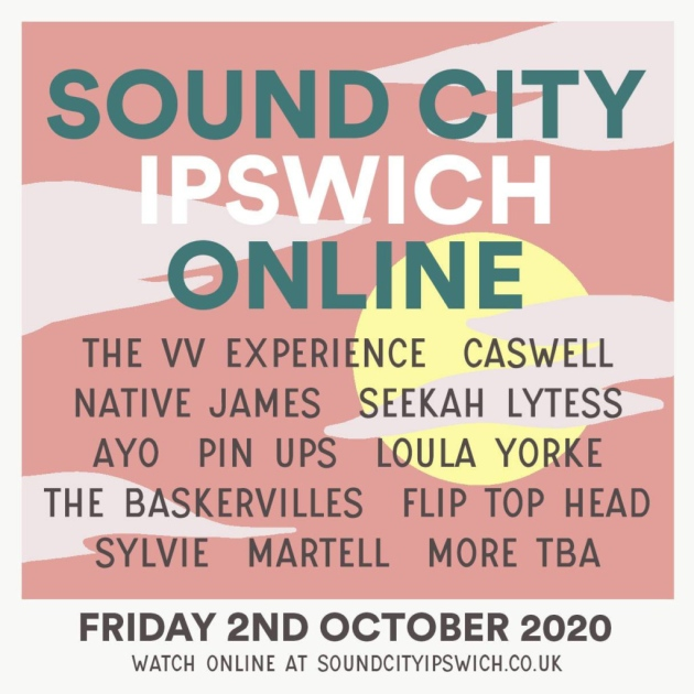 Ipswich Online Music Festival