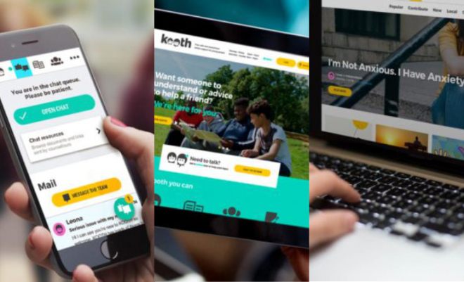 Online Mental Health Help for Manchester's Young
