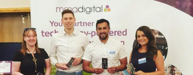 Manchester's Mmadigital Success