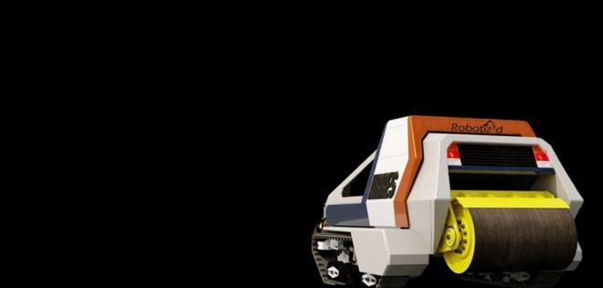 Liverpool University Design Robot Pothole Spotter