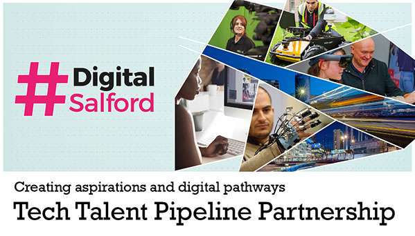Salford Launches New Training Initiative
