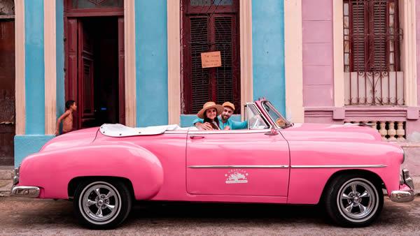 How Domi & Frida having travel experience in Cuba