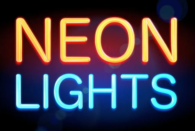Expert Tips for Decorating With Neon Lights