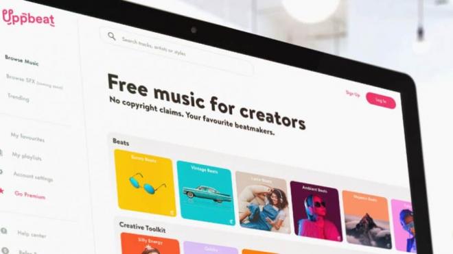 Uppbeat - Free Music Platform for Creators