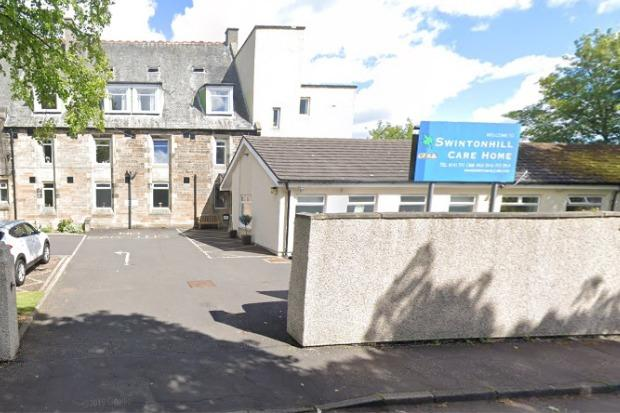 Touch Screen Tech for Baillieston Care Home