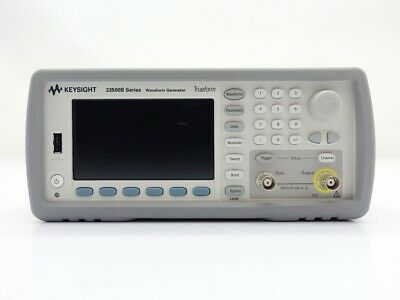 Learn everything about a Keysight used signal generator