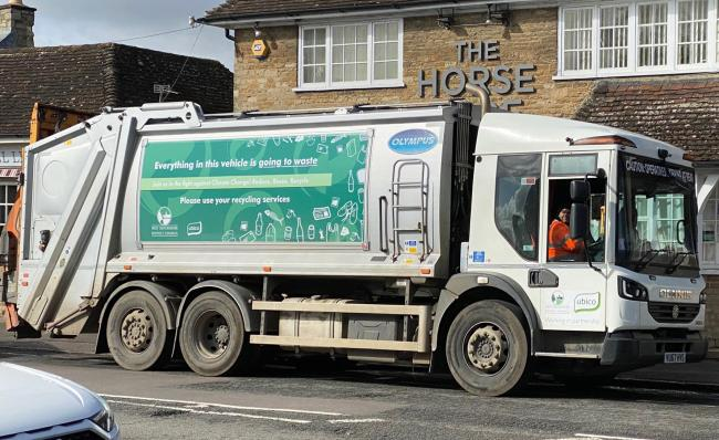 In-cab Technology Means Less Bin Collections Missed