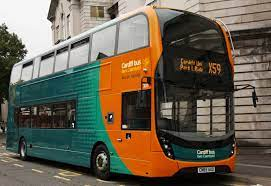 Yutong Electric Busses Head to Cardiff