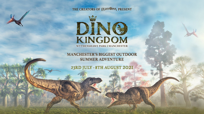 Manchester Dino Kingdom