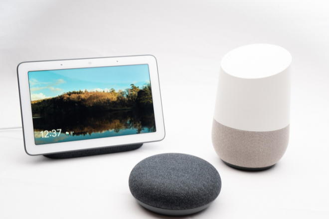 Find Your iPhone with Google Nest Smart Devices