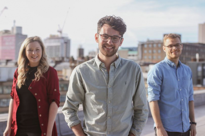 £450,000 Funding for Glasgow Tech Firm