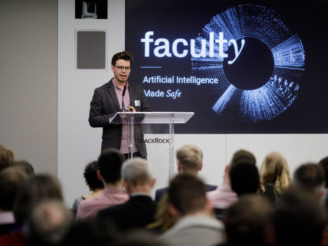 £30M Funding for London AI Startup Faculty