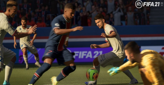 Guids for Dribble in FIFA 21 Ultimate Team