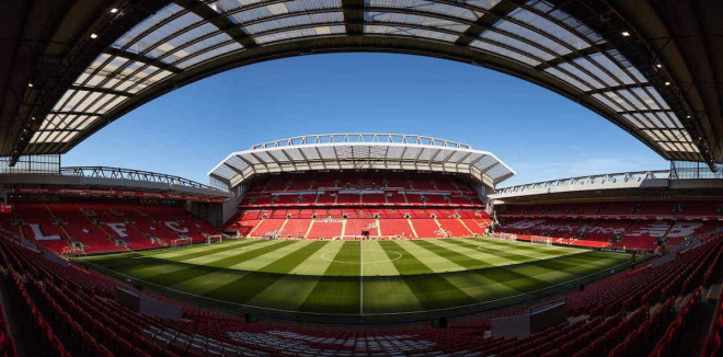 Liverpool Anfield Matches Digital Changes