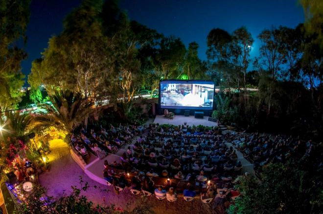 HideAway Open Air Cinema