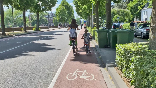 Cycle Lanes in Sutton and Kingston to be Analysed by AI