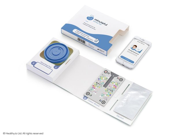 Leeds Diabetes Home Urine Tests Get Smart