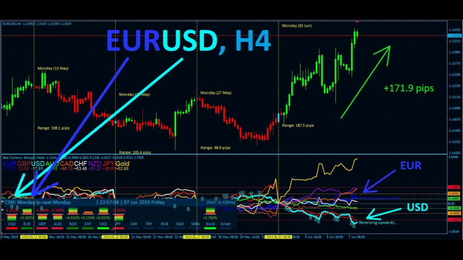 What Is a Currency Strength Meter, and How to Use It?