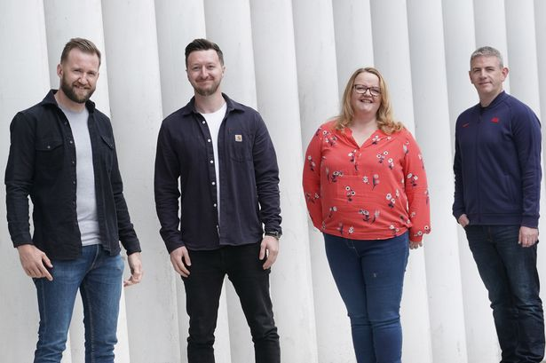 Target of £1m for Glasgow Tech Start-Up