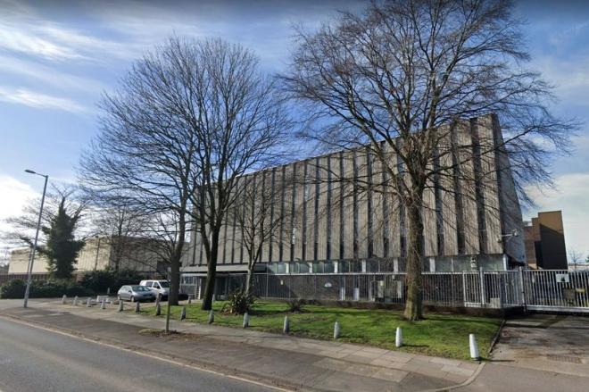 Sefton HSBC Building High-Tech Conversion Plan