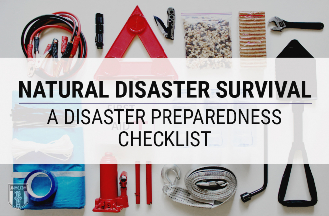 List Of The Most Important Gear When Disaster Strikes