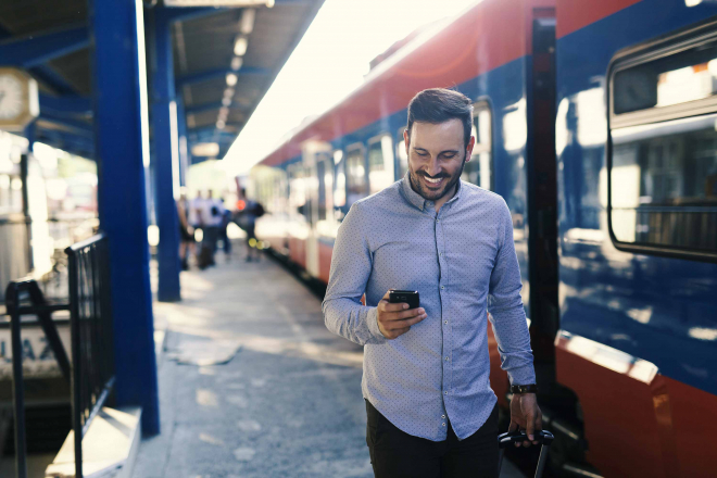 Free Wi-Fi in London Liverpool Street Station Upgrade