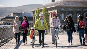 New Greater Manchester Sensors for Walking and Cycling Development