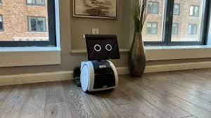Astro the Home Guarding Robot