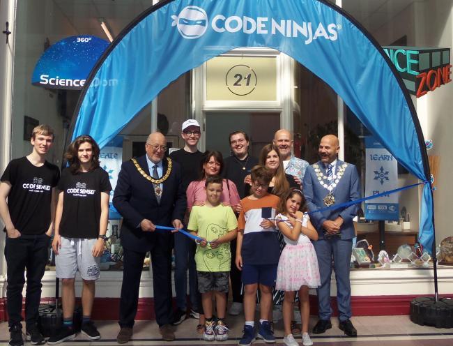 Code Ninjas Opens in Boscombe