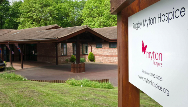 Warwick County Council Green Shoot Fund Helps Warwick Hospice