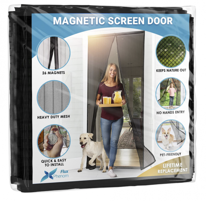 What Are The Benefits of Installing a Magnetic Screen Door?