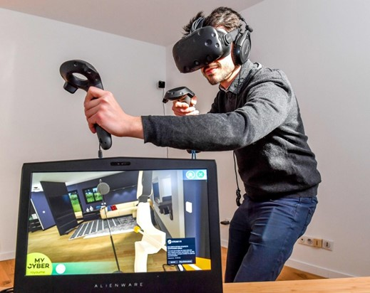The Impact that Virtual Reality Headsets has in the Gaming Industry