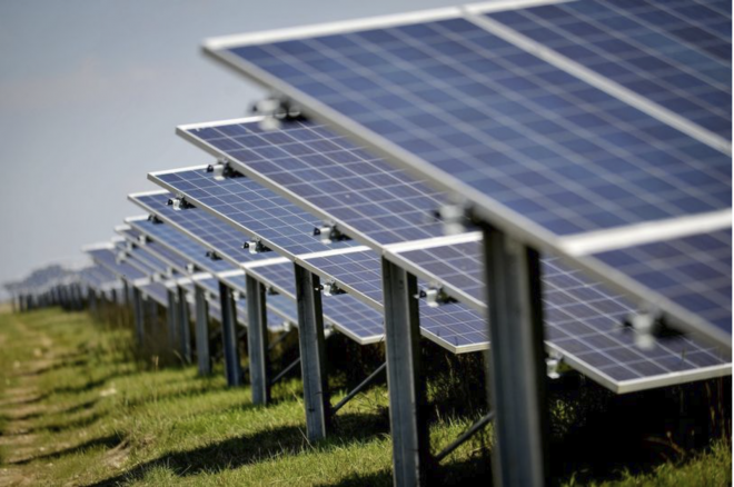 Manchester Could be Home to Solar Farm